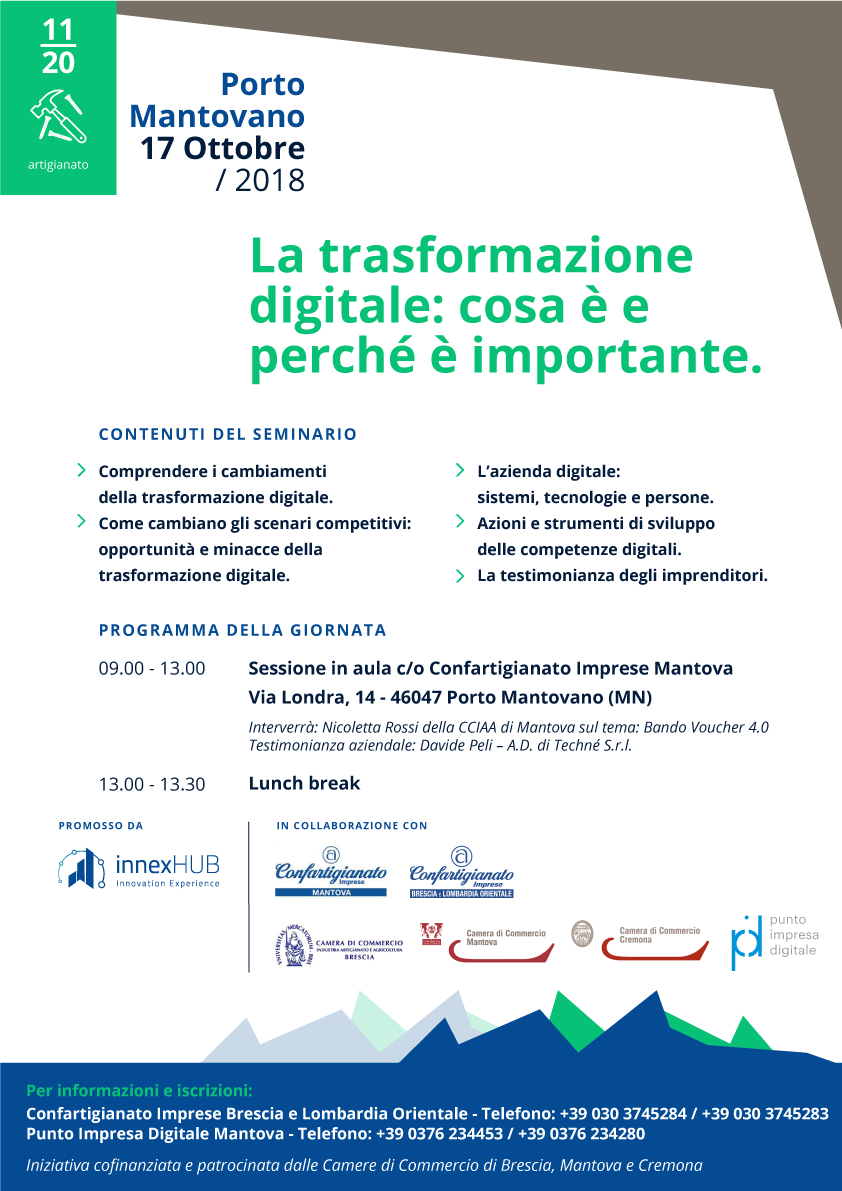 trasformazione digitale; awareness